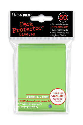 SOLID DECK PROTECTOR LIME GREEN (VERDE LIMA) (50)