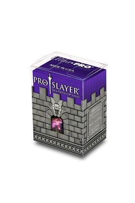 DECK PROTECTOR PRO-SLAYER (100) - PURPLE (LILA)