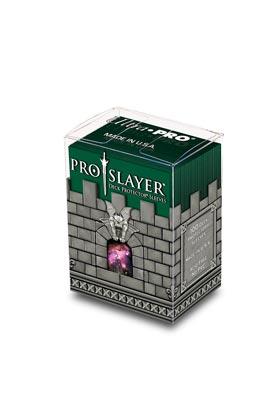 DECK PROTECTOR PRO-SLAYER (100) - GREEN (VERDE)