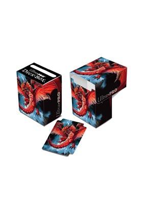 DECK BOX - DEMON DRAGON - MAURICIO HERRERA