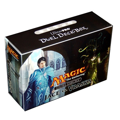 MAGIC EE DUEL DECK BOX - SPEED VS CUNNING