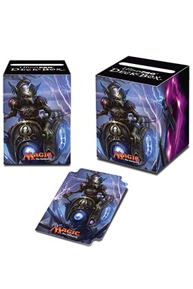 MAGIC EE PRO 100 DECK BOX - COMMANDER 2015 MIZZIX OF THE IZMAGNUS
