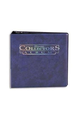 COLLECTOR'S ALBUM AZUL 3 ANILLAS