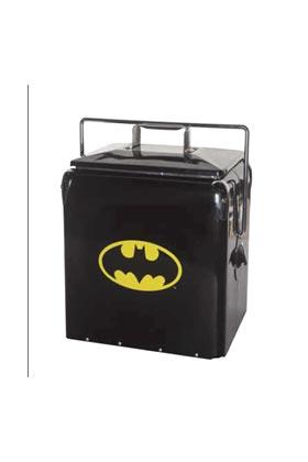 BATMAN LOGO NEVERA PORTATIL DC COMICS