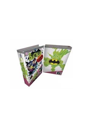 BATMAN LIBRO CAJA MADERA 25x17x4 DC COMICS