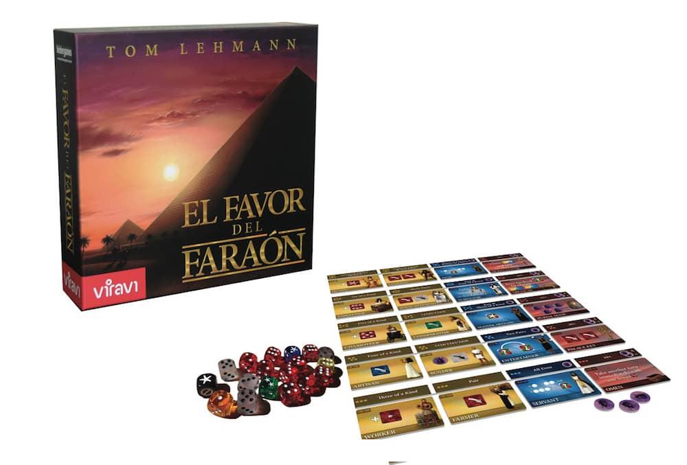 EL FAVOR DEL FARAON
