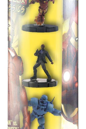 MARVEL HEROCLIX - IRON MAN VS. IRON MONGER BATTLE PACK