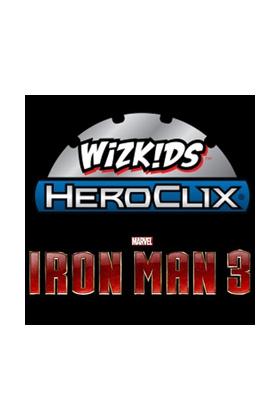 MARVEL HEROCLIX: IRON MAN 3 - MOVIE MINI GAME