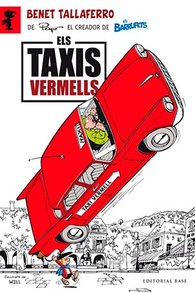 BENET TALLAFERRO 01. ELS TAXIS VERMELLS (CATALAN)