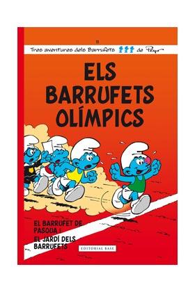 ELS BARRUFETS OLIMPICS  (CATALAN)