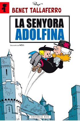 BENET TALLAFERRO 02. LA SENYORA ADOLFINA (CATALAN)