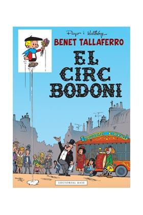 BENET TALLAFERRO 05. EL CIRC BODONI (CATALAN)