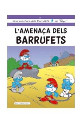 L'AMENAÇA DELS BARRUFETS (CATALAN)