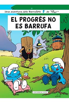 EL PROGRES NO ES BARRUFA (CATALAN)