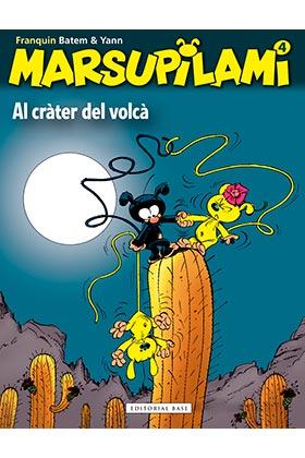 MARSUPILAMI 04. AL CRATER DEL VOLCA  (CATALAN)