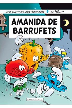 AMANIDA DE BARRUFETS (CATALAN)