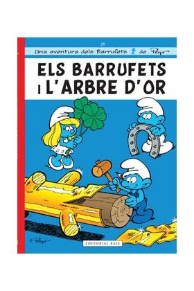 ELS BARRUFETS I L'ARBRE D'OR (CATALAN)