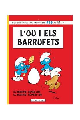 L'OU I ELS BARRUFETS  (CATALAN)