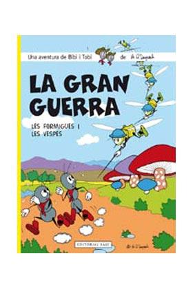 BIBI I TOBI 01. LA GRAN GUERRA  (CATALAN)