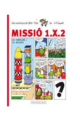 BIBI I TOBI 02. MISSIO 1.X.2  (CATALAN)