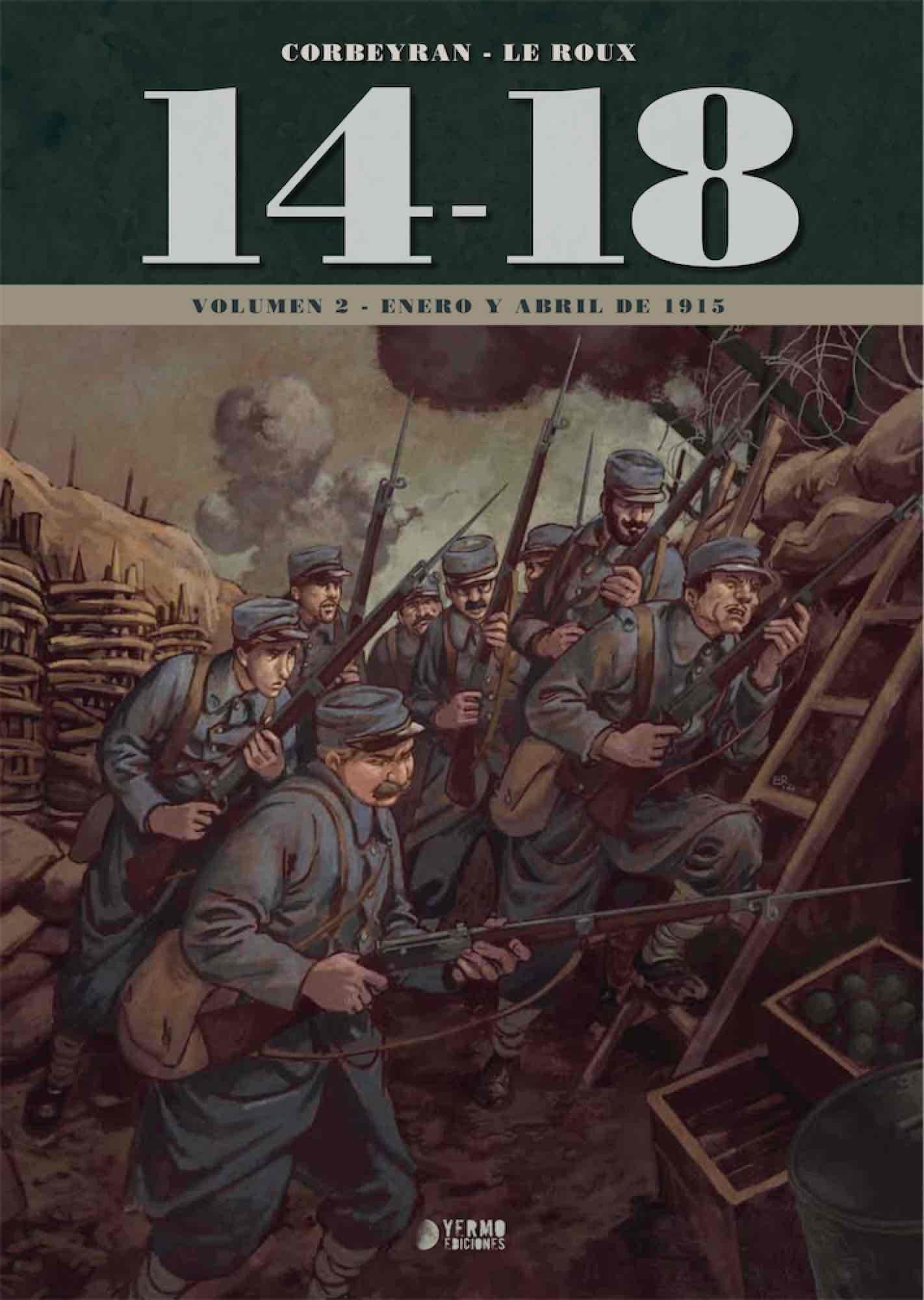 14-18 VOL. 2 (ENERO Y ABRIL DE 1914)