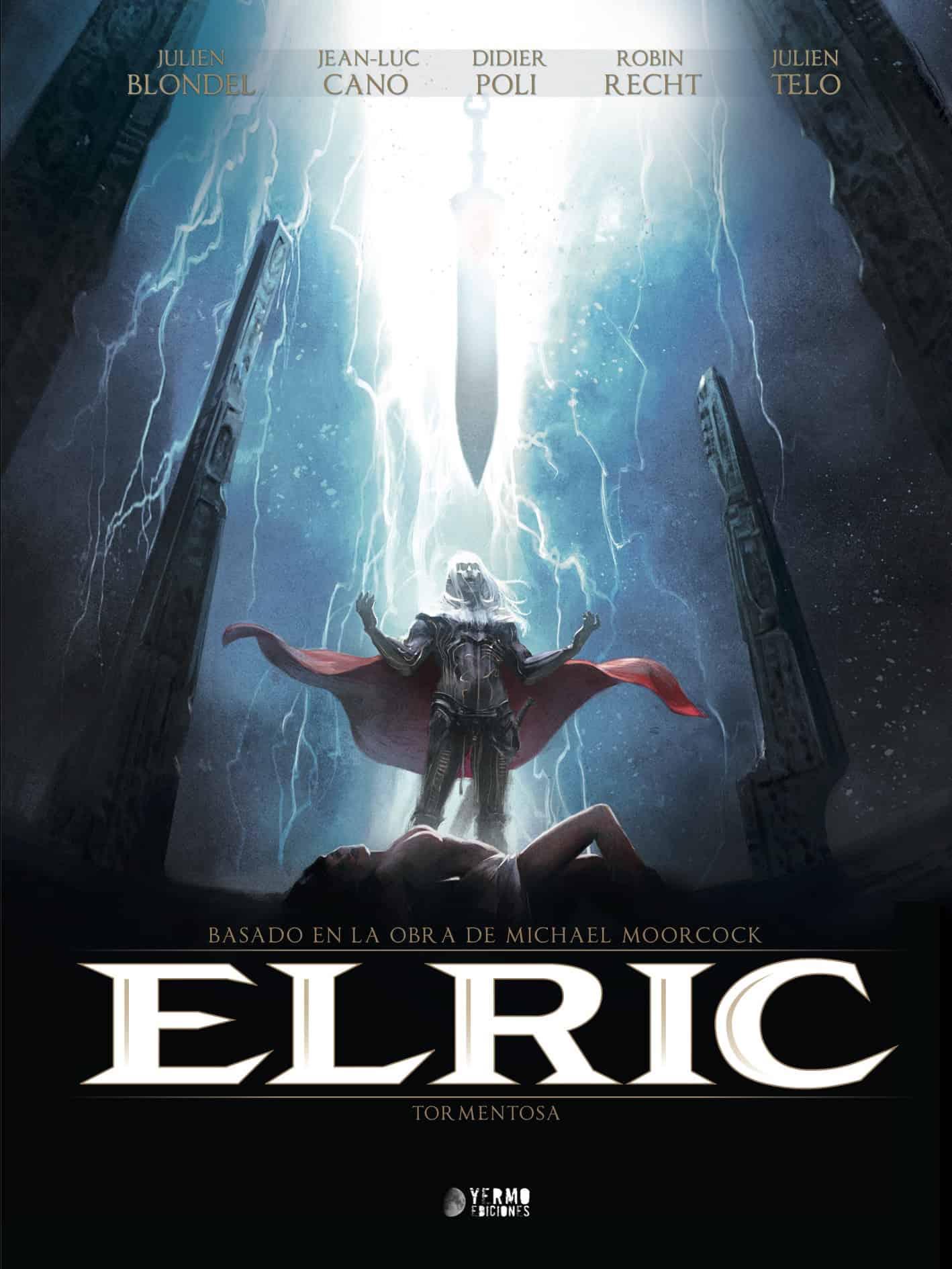 ELRIC 02: TORMENTOSA (3a EDICION)