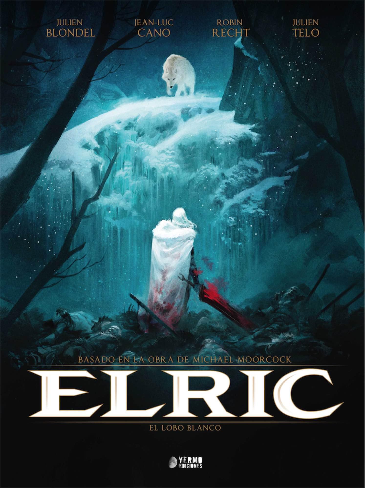 ELRIC 03: EL LOBO BLANCO(2ª EDICION)