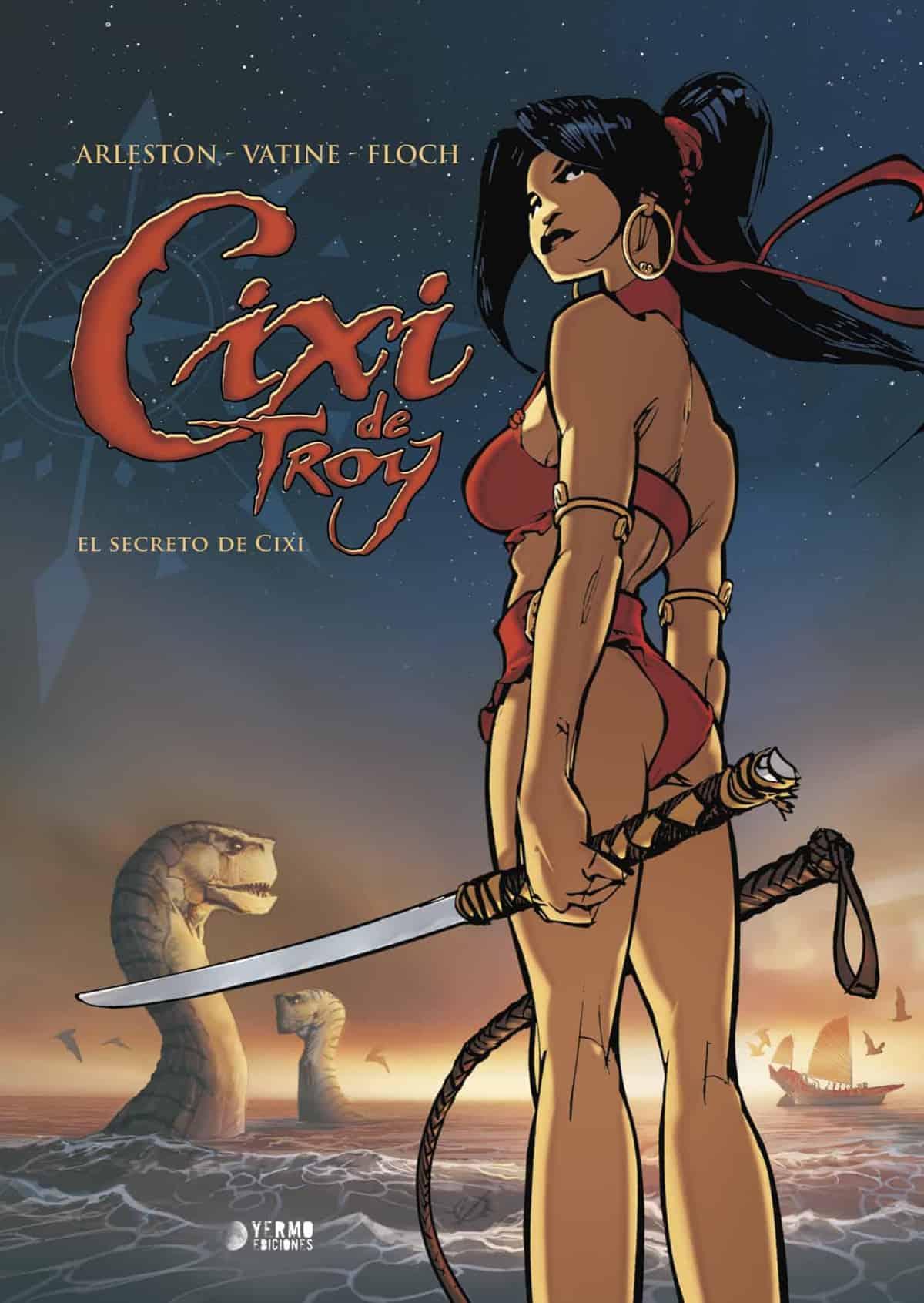 CIXI DE TROY (EDICION INTEGRAL)