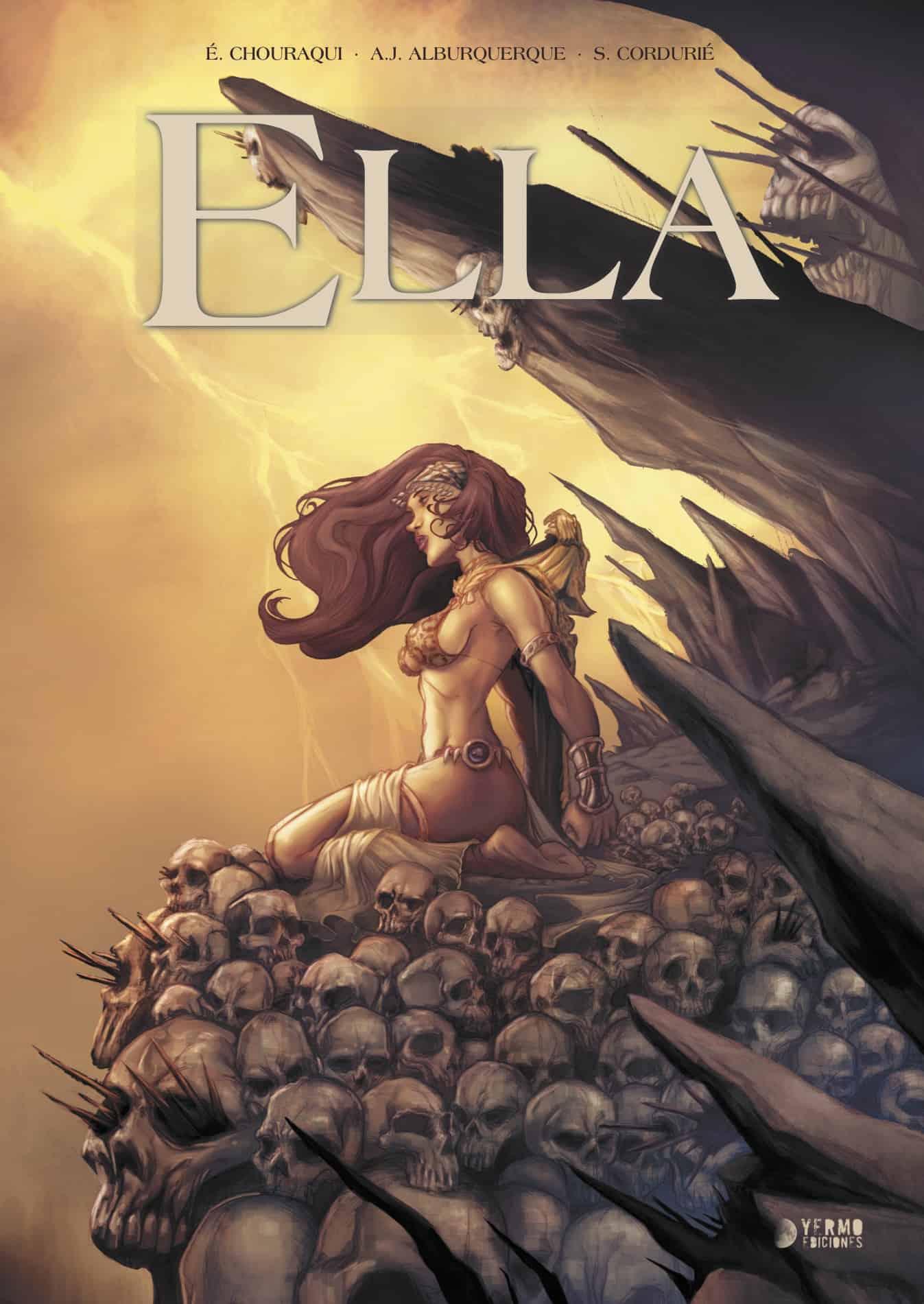 ELLA (EDICION INTEGRAL)