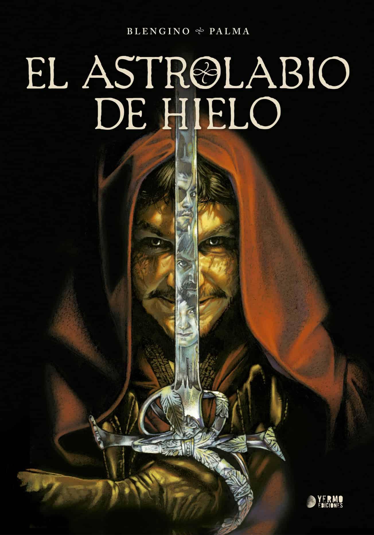EL ASTROLABIO DE HIELO. (INTEGRAL)