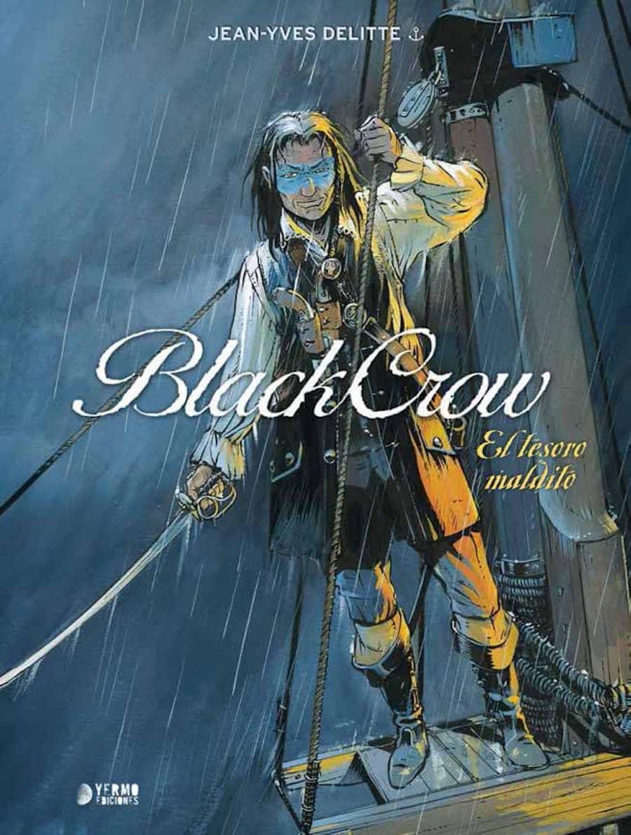 BLACK CROW 01: EL TESORO MALDITO