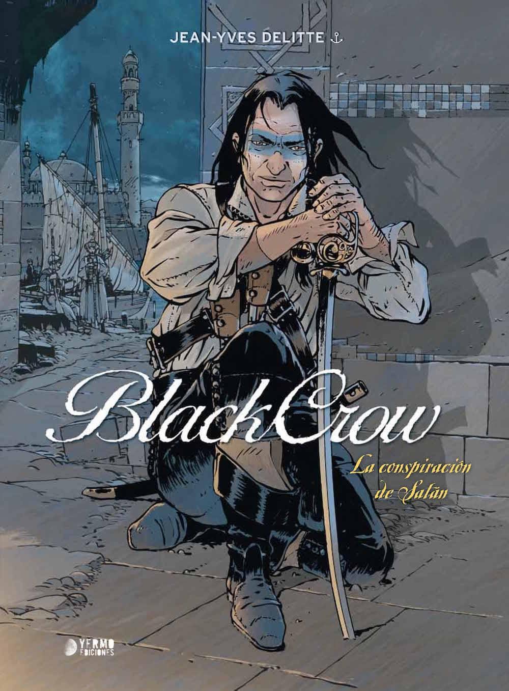 BLACK CROW 02: LA CONSPIRACION DE SATAN