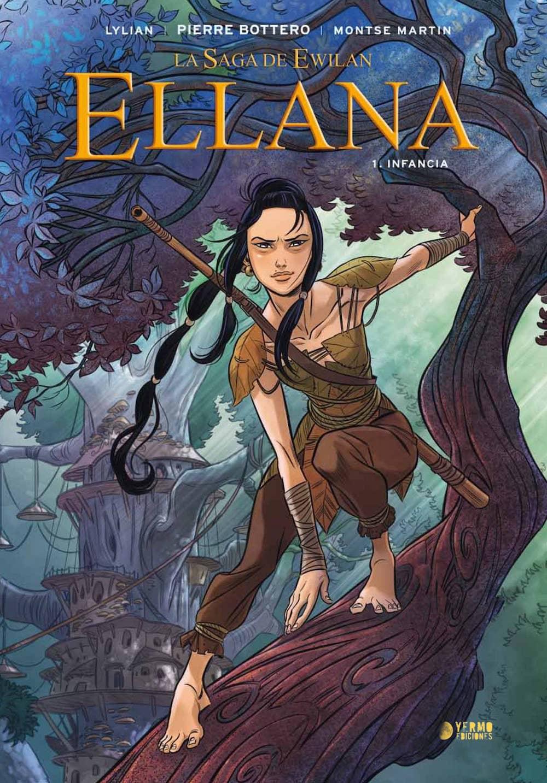 ELLANA 01. INFANCIA