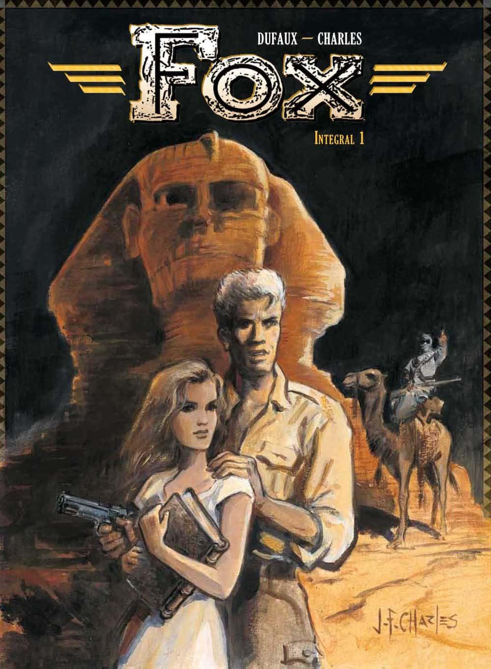FOX INTEGRAL 01