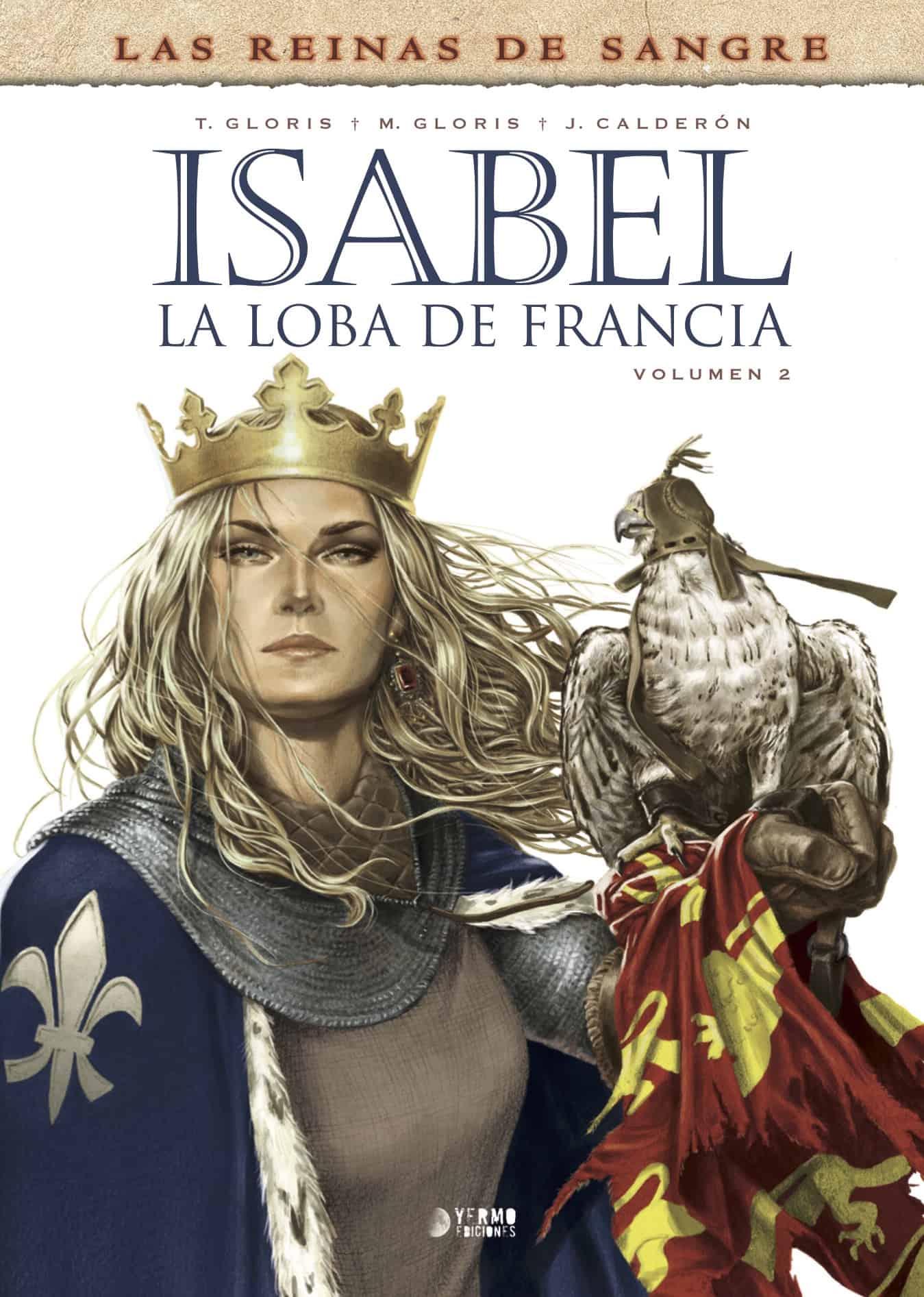 ISABEL: LA LOBA DE FRANCIA 02