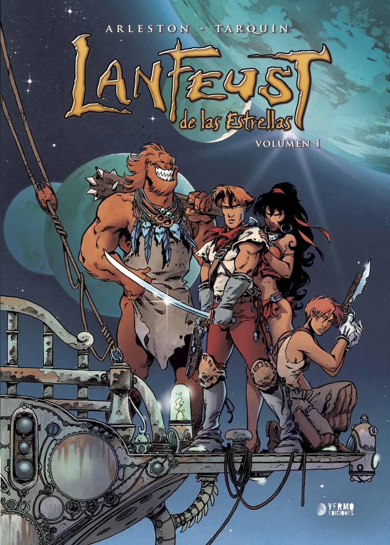 LANFEUST DE LAS ESTRELLAS 01