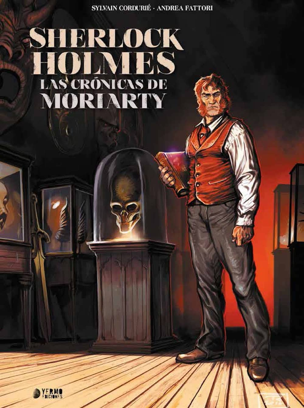 SHERLOCK HOLMES. LAS CRONICAS DE MORIARTY
