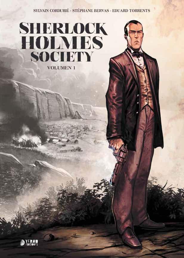 SHERLOCK HOLMES SOCIETY 01
