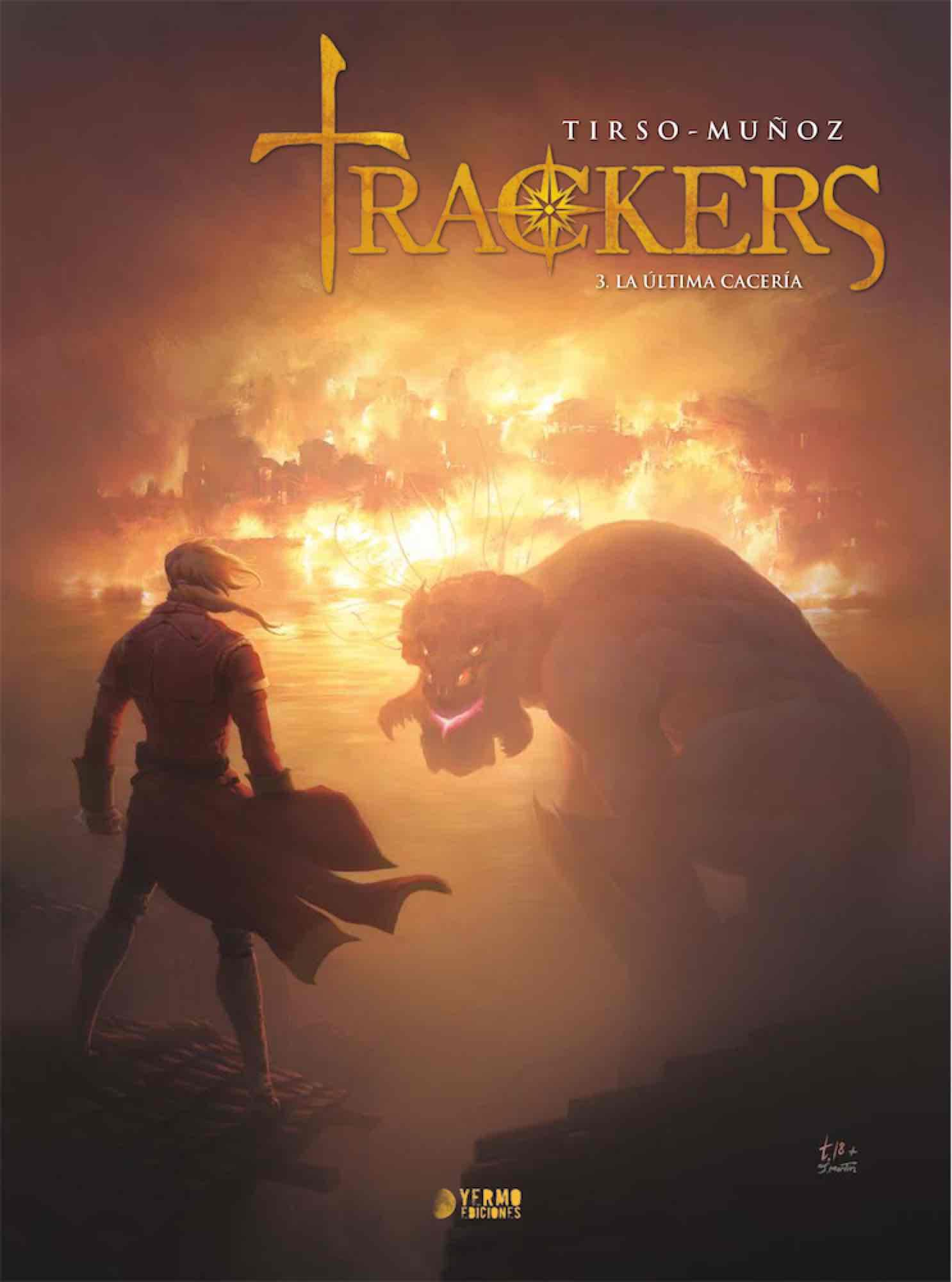 TRACKERS 03. LA ULTIMA CACERIA