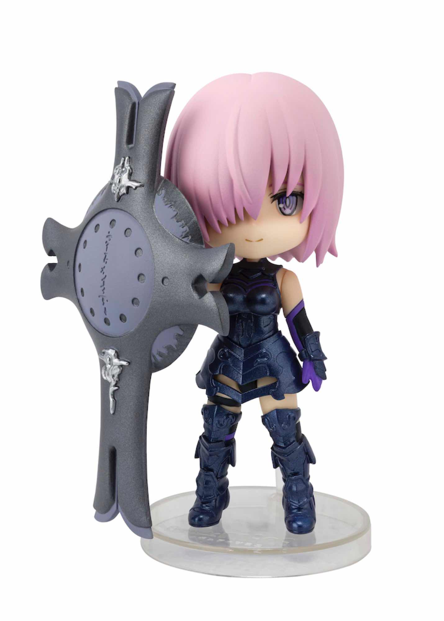 [RESERVA MAYO DE 2020]MASH KYRIELIGHT FIG. 9 CM FATE/GRAND ORDER ABSOLUTE DEMONIC FRONT