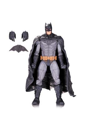 BATMAN LEE BERMEJO FIGURA 17 CM UNIVERSO DC CO...