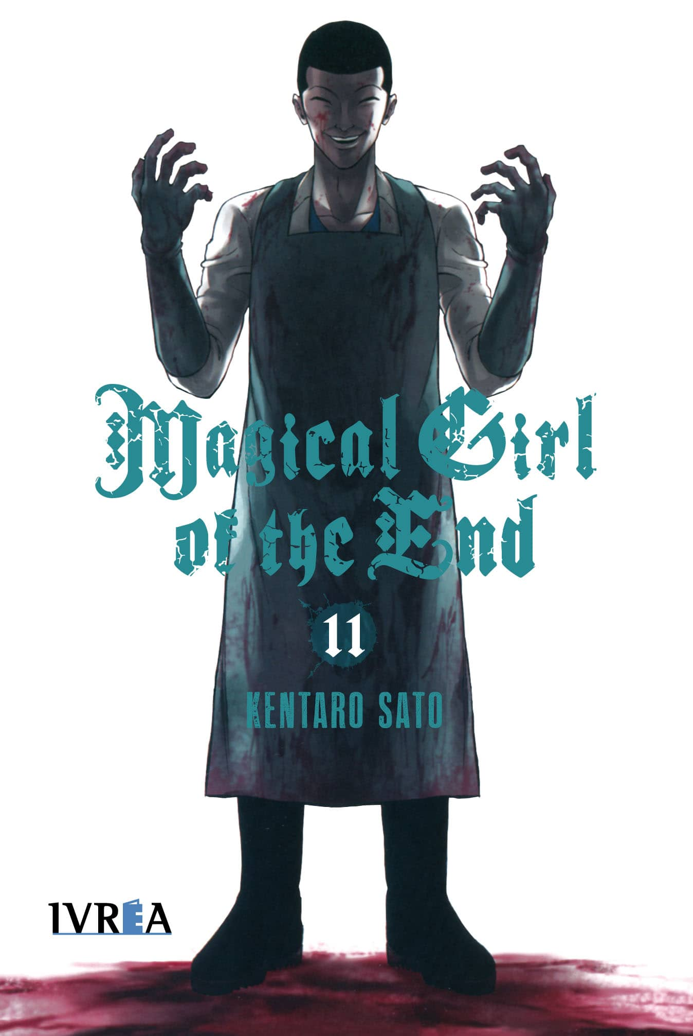 MAGICAL GIRL OF THE END 11
