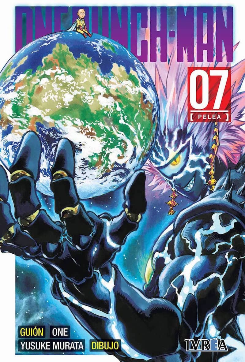 ONE PUNCH-MAN 07 (COMIC)