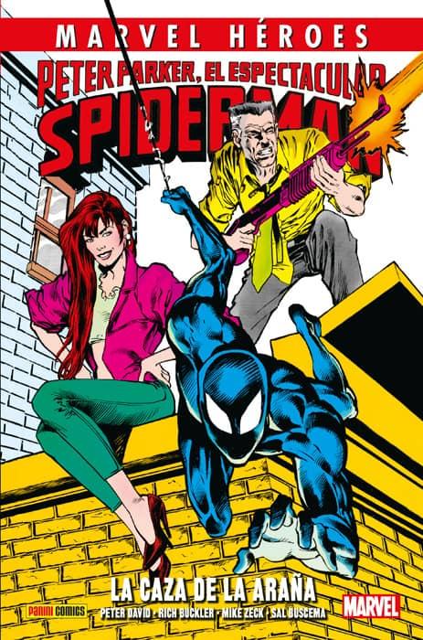 CMH 80: PETER PARKER EL ESPECTACULAR SPIDERMAN...
