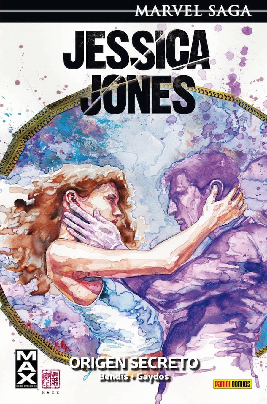 JESSICA JONES 04: ORIGEN SECRETO (MARVEL SAGA ...