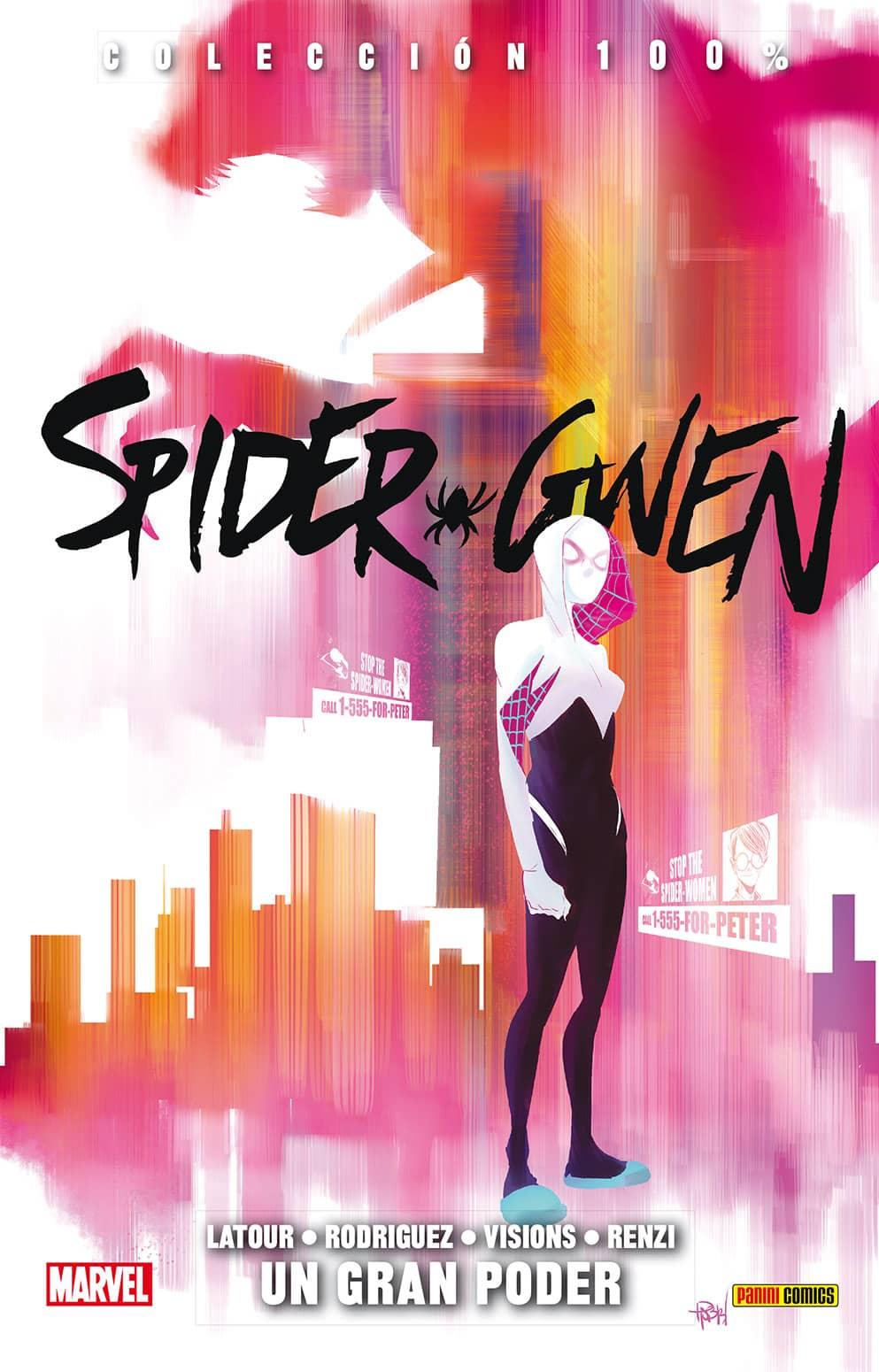 SPIDER-GWEN. UN GRAN PODER