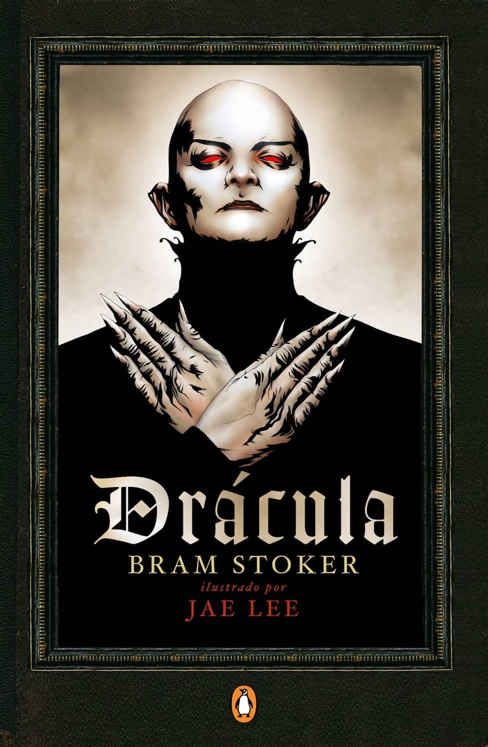 DRACULA (ILUSTRADO POR JAE LEE) (EDICION CONME...