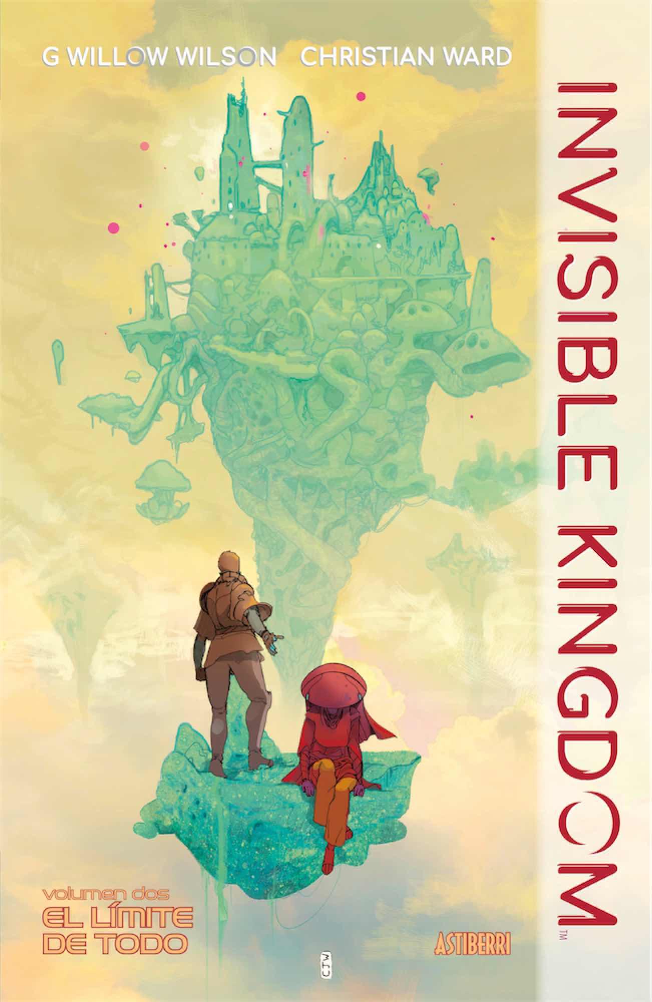 INVISIBLE KINGDOM 02. EL LIMITE DE TODO