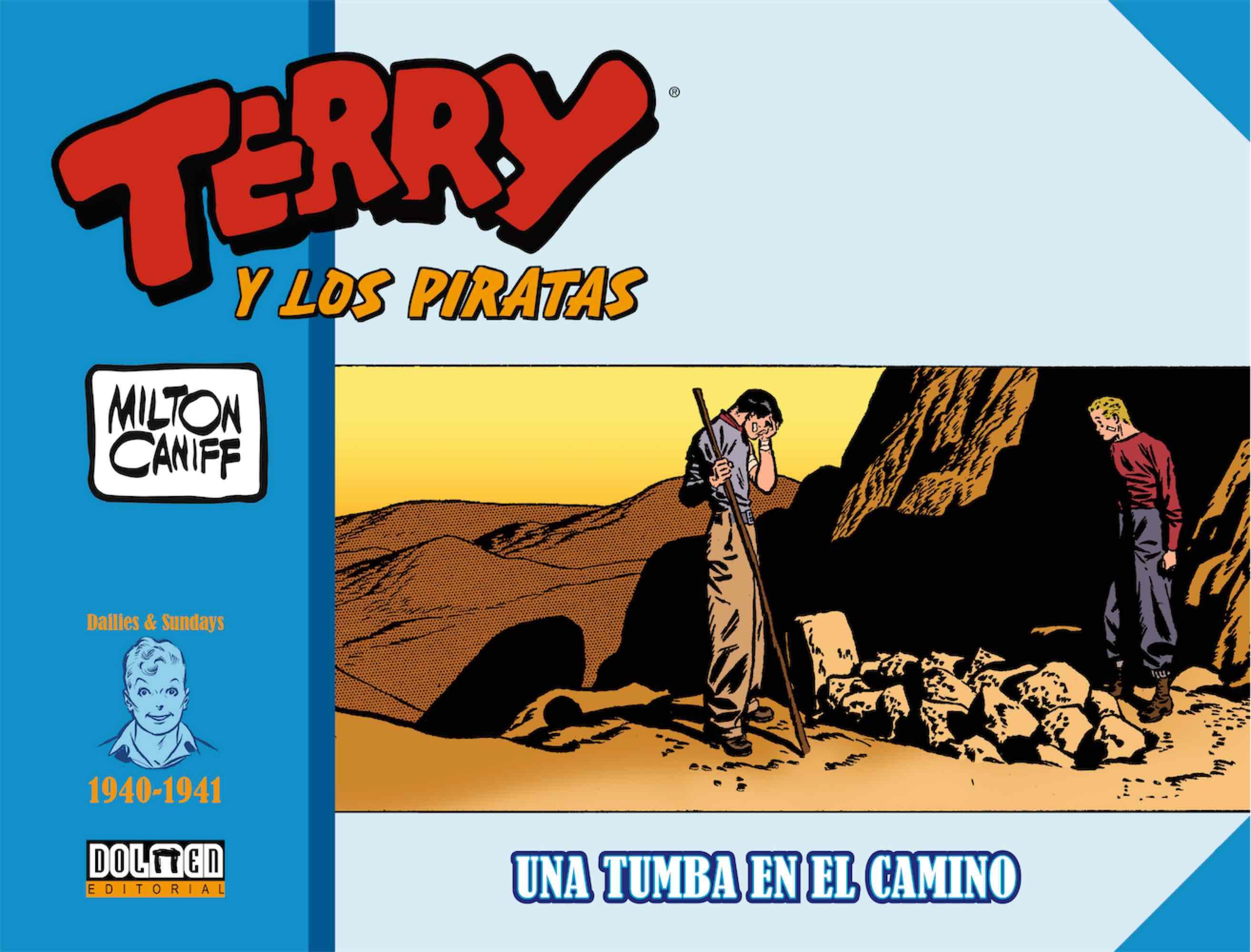 TERRY Y LOS PIRATAS: 1940 - 1941