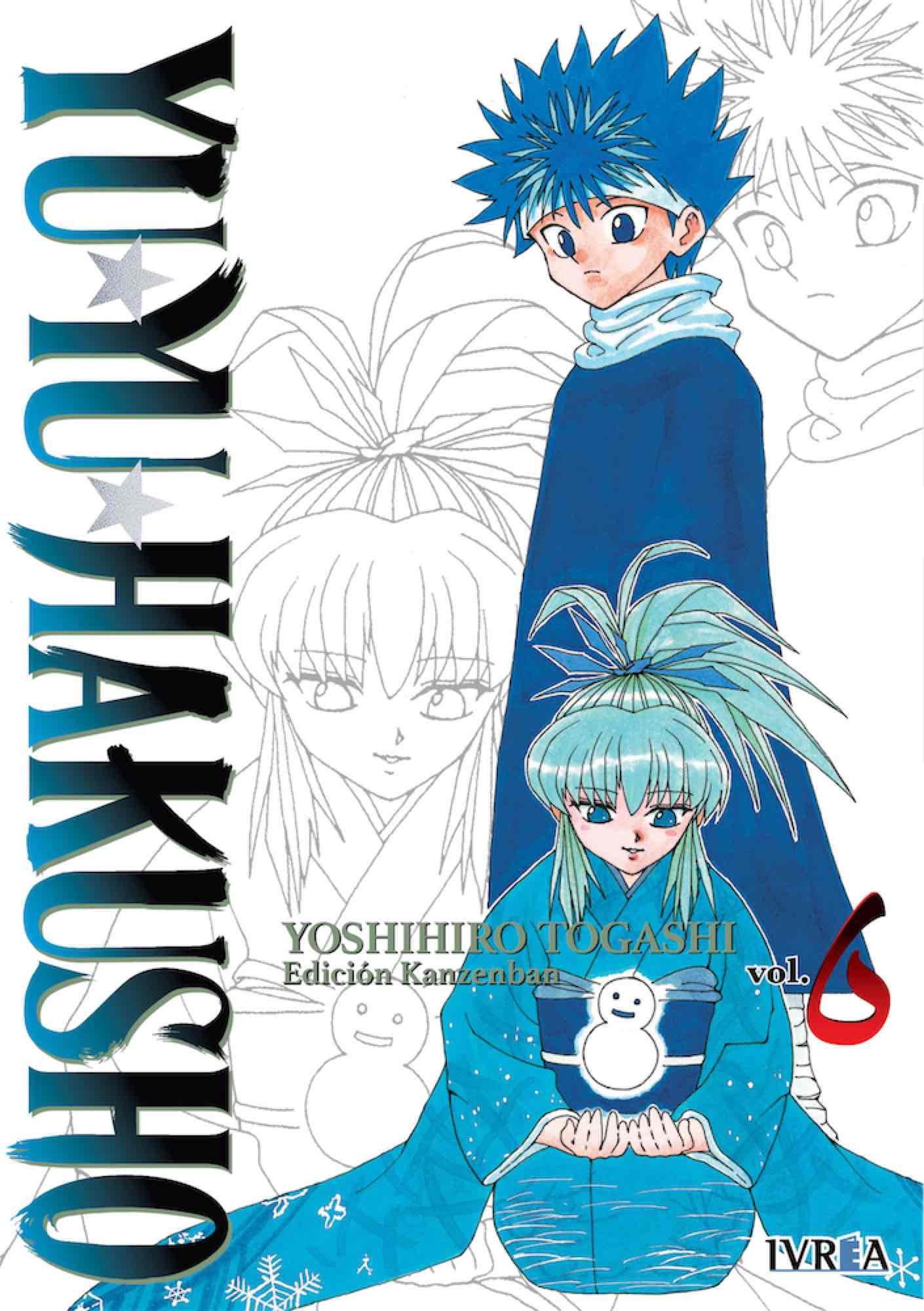 YU YU HAKUSHO EDICION KANZENBAN 06